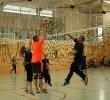1. Blaulicht-Volleyballturnier